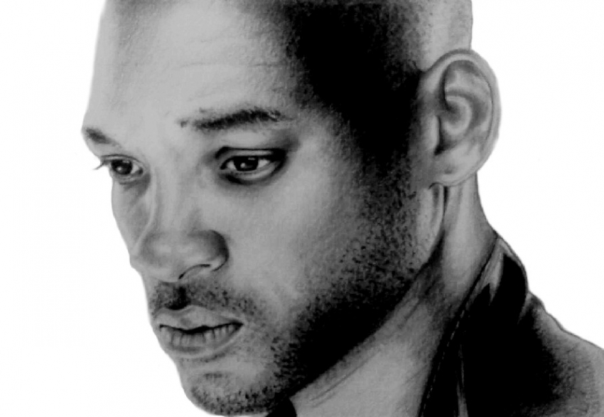 Will Smith por GeorgieArt